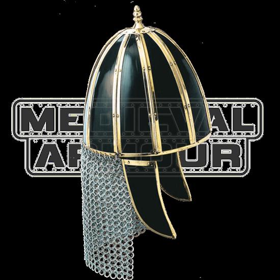 Roman Horn Helmet