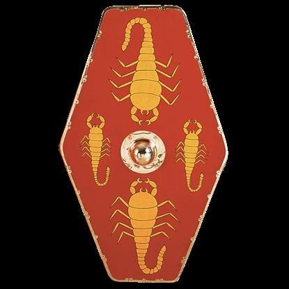 Praetorian Cavalry Wooden Shield