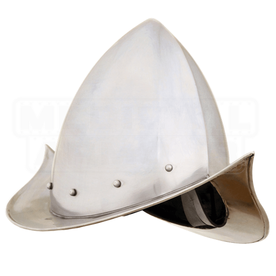 Pikemans Peaked Morion Helm