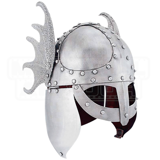 Viking Winged Helm