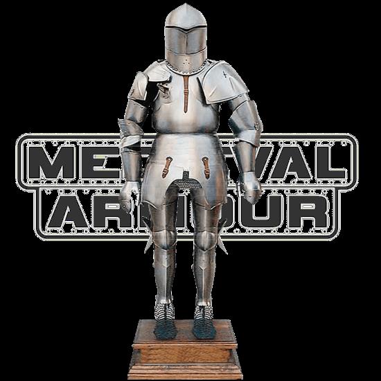 Ulrich IX Jousting Suit Of Armor