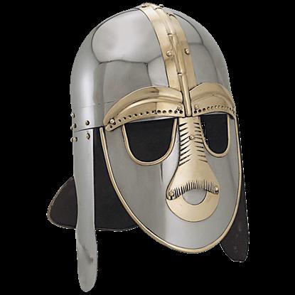 6th Century Sutton Hoo Viking King Helmet