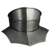 Steel Articulated Gorget