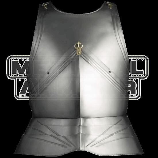 Steel European Breastplate