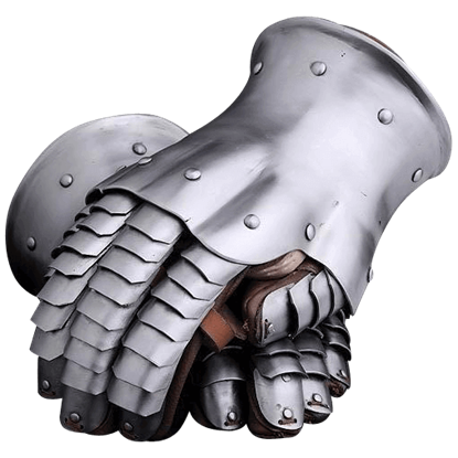 14th Century Articulated Gauntlets