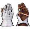 Steel Churburg Gauntlets