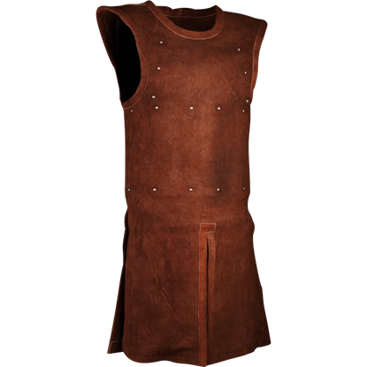 San Mauricio Suede Leather Brigandine