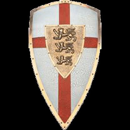 Richard the Lionheart Shield