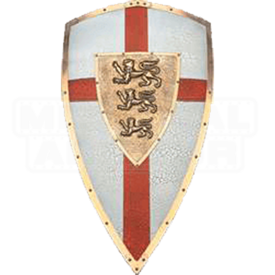 Richard the Lionheart Shield