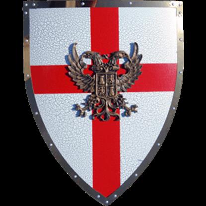 Charles V Shield