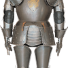 16th Century Aged Finish Full Suit of Armor
