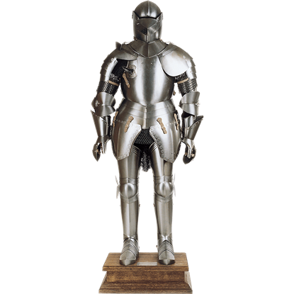 Men At Arms Full Suit of Armor