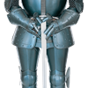 Traditional Knights Full Suit of Armor