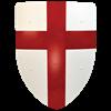 Crusader Steel Battle Shield
