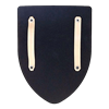 Teutonic Knights Steel Battle Shield