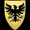 Germanic Steel Battle Shield