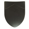 Medieval Castle Steel Battle Shield