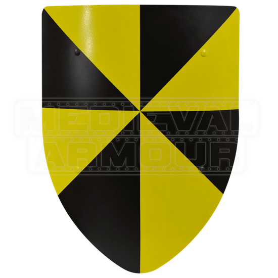 Campbell Steel Battle Shield