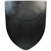 Templar Steel Battle Shield