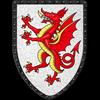 Tudor Dragon Steel Battle Shield
