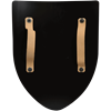 Tudor Dragon Steel Battle Shield