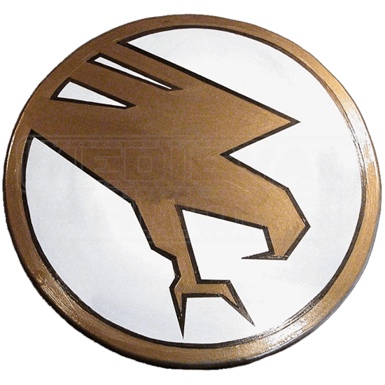Wooden Command And Conquer Eagle Shield