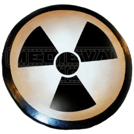 Wooden Radioactive Shield