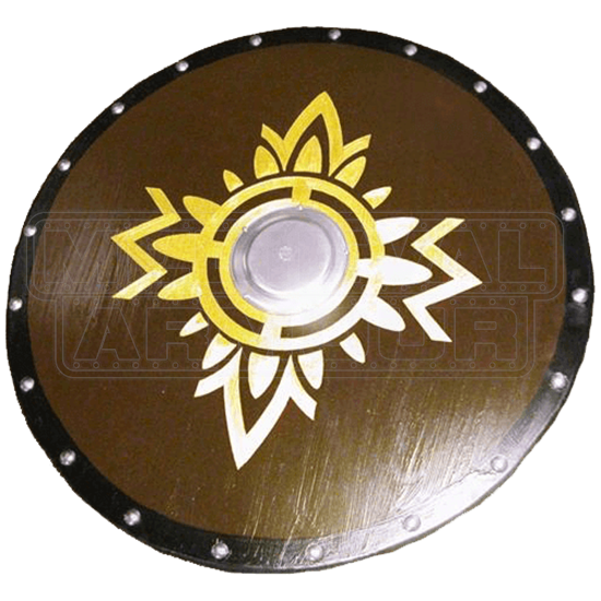 Wooden Rohan Shield