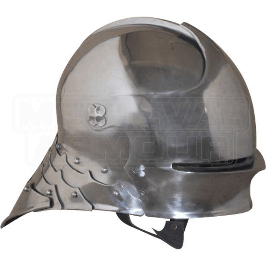 Steel German Sallet