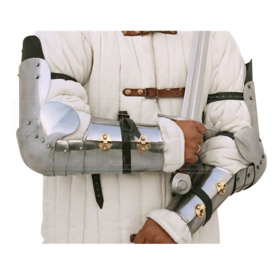 Knights Plated Arm Protection