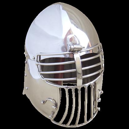 Bearded Sports Bascinet Helm