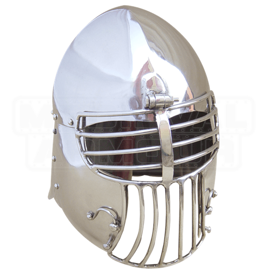 Bearded Sports Bascinet Helm