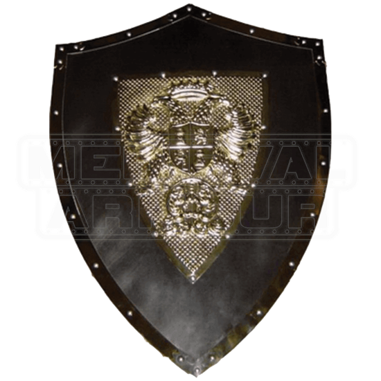 Steel Holy Roman Empire Shield