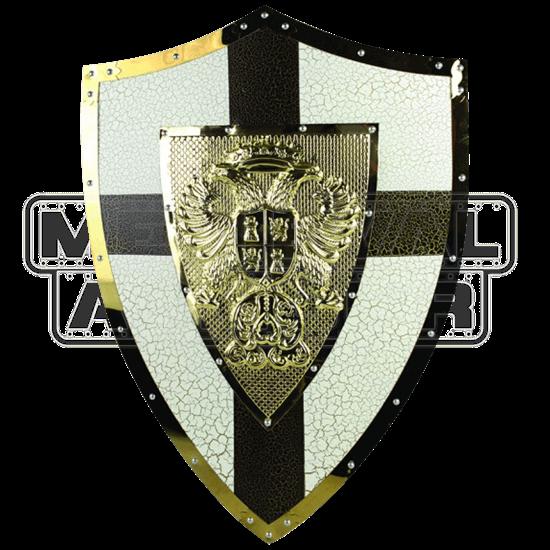 Holy Roman Empire Cross Shield