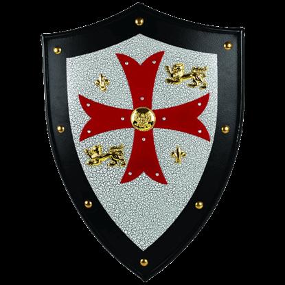 Knights Templar Crusader Shield