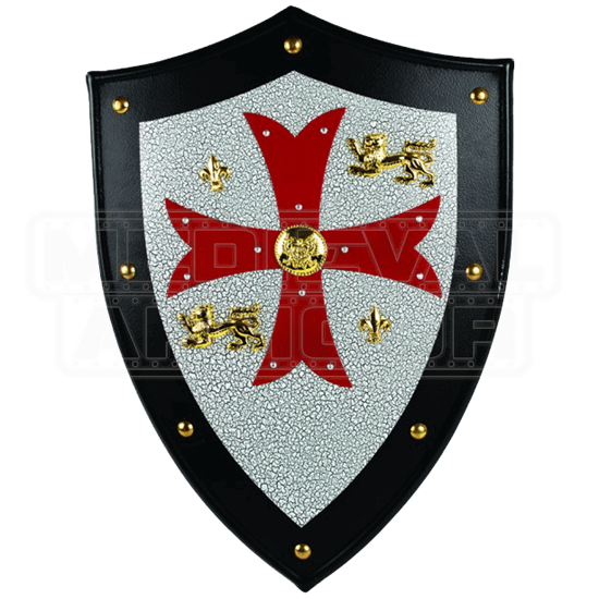 Knights Templar Crusader Shield