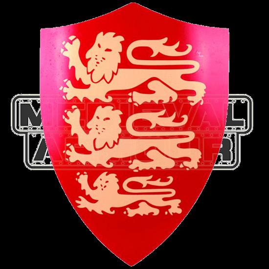 Richard the Lionheart Steel Shield