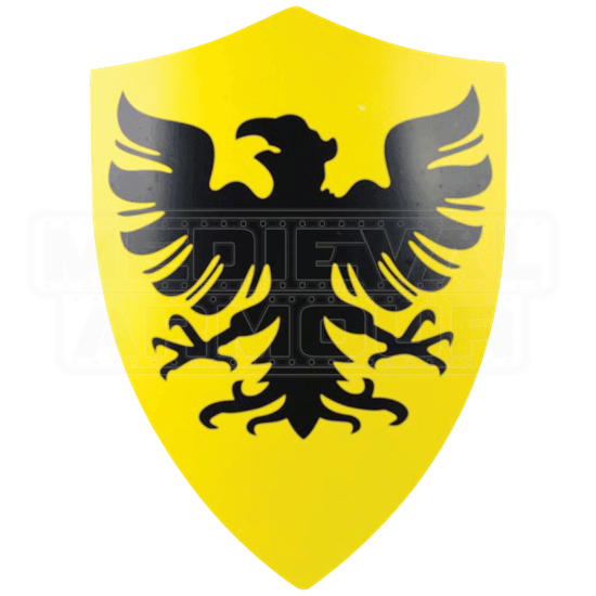 Germanic Eagle Medieval Shield
