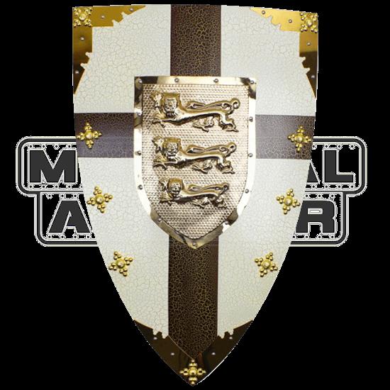 Steel King Richard the Lionheart Shield
