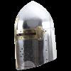 Medieval Crusader Sugar Loaf Helmet