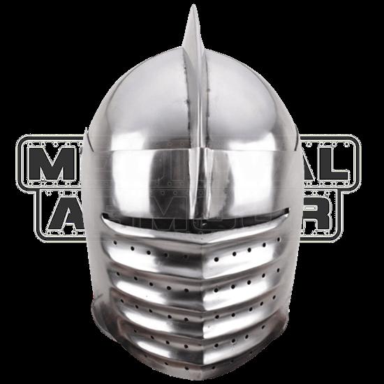 Medieval Italian Knights Helmet