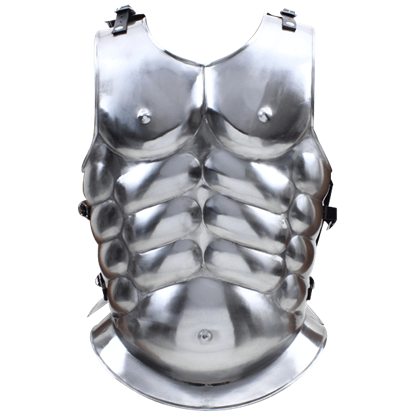 Steel Muscle Cuirass