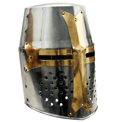 Crusader Great Helmet