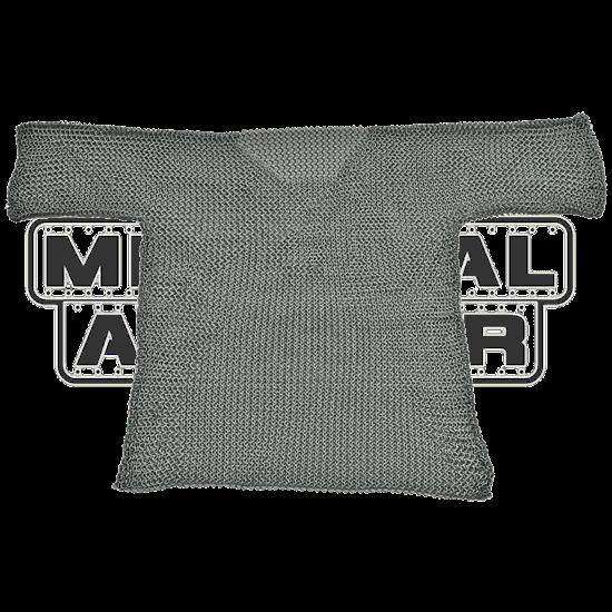 Medium Silver Chainmail Shirt
