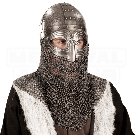Vendel Viking Helm