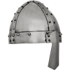 Spangenhelm with Medium Flare Nasal Guard