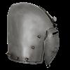 Klappvisier Bascinet Helmet