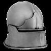 Jaw Bone Visor Helmet