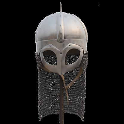 Gjermundbu Helmet with Aventail