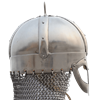 Gjermundbu Helmet with Aventail